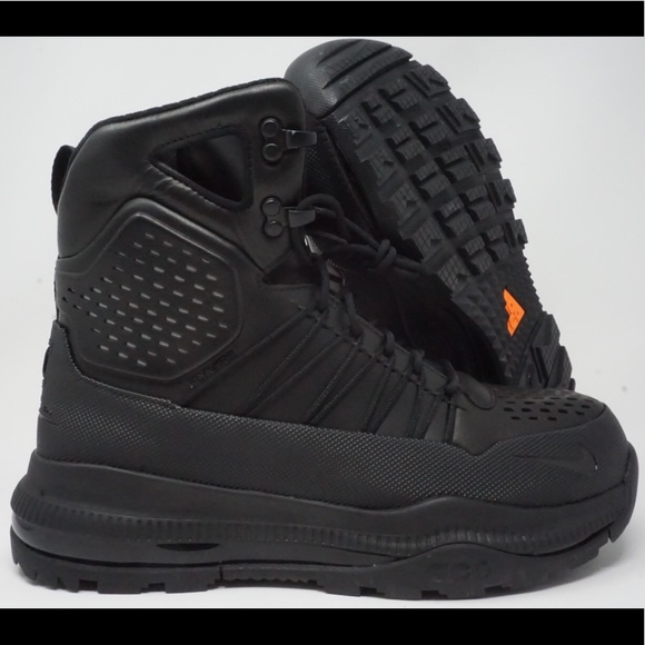 78a90dabc466 Nike Zoom Super Dome ACG Boot Air Max Triple Black